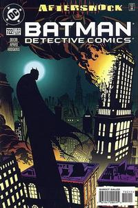 Cover Thumbnail for Detective Comics (DC, 1937 series) #722