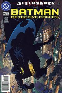 Cover Thumbnail for Detective Comics (DC, 1937 series) #724 [Direct Edition]