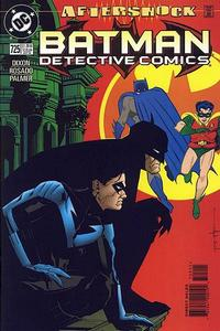 Cover Thumbnail for Detective Comics (DC, 1937 series) #725