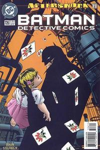 Cover Thumbnail for Detective Comics (DC, 1937 series) #726