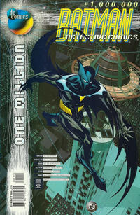 Cover Thumbnail for Detective Comics (DC, 1937 series) #1,000,000 [Direct Sales]