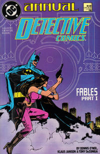 Cover Thumbnail for Detective Comics Annual (DC, 1988 series) #1