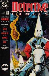 Cover Thumbnail for Detective Comics Annual (DC, 1988 series) #2