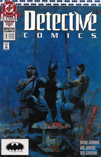 Cover Thumbnail for Detective Comics Annual (DC, 1988 series) #3 [Direct]