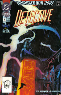 Cover Thumbnail for Detective Comics Annual (DC, 1988 series) #4 [Direct]