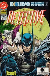 Cover Thumbnail for Detective Comics Annual (DC, 1988 series) #5 [Direct Edition]