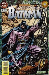 Cover Thumbnail for Detective Comics Annual (DC, 1988 series) #7 [Direct Sales]