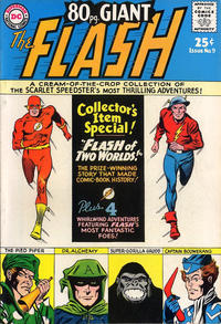 Cover Thumbnail for 80 Page Giant Magazine (DC, 1964 series) #9