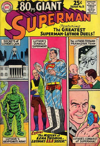 Cover Thumbnail for 80 Page Giant Magazine (DC, 1964 series) #11