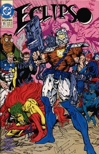 Cover Thumbnail for Eclipso (DC, 1992 series) #11