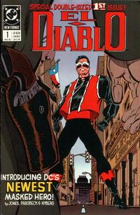 Cover Thumbnail for El Diablo (DC, 1989 series) #1