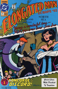Cover Thumbnail for Elongated Man (DC, 1992 series) #1 [Direct]