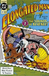 Cover Thumbnail for Elongated Man (DC, 1992 series) #2 [Direct]