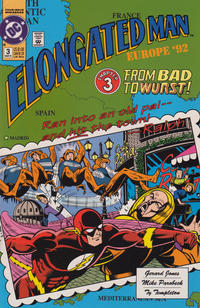 Cover Thumbnail for Elongated Man (DC, 1992 series) #3 [Direct]