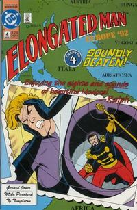 Cover Thumbnail for Elongated Man (DC, 1992 series) #4 [Direct]