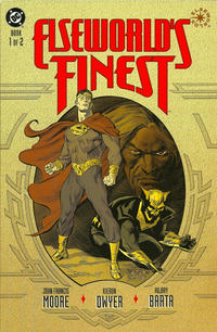 Cover Thumbnail for Elseworld's Finest (DC, 1997 series) #1