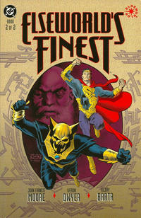 Cover Thumbnail for Elseworld's Finest (DC, 1997 series) #2