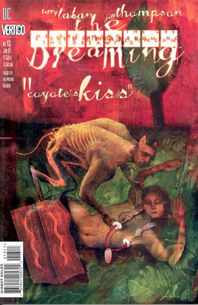 Cover for The Dreaming (DC, 1996 series) #13