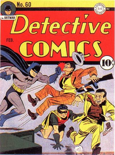 Cover for Detective Comics (DC, 1937 series) #60