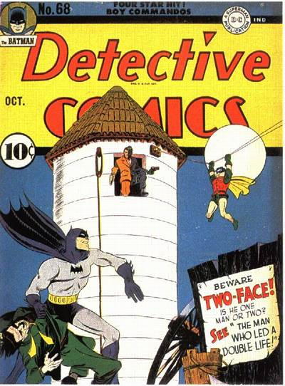 Cover for Detective Comics (DC, 1937 series) #68