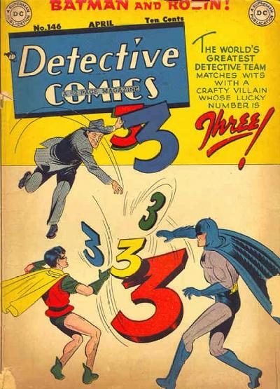 Cover for Detective Comics (DC, 1937 series) #146