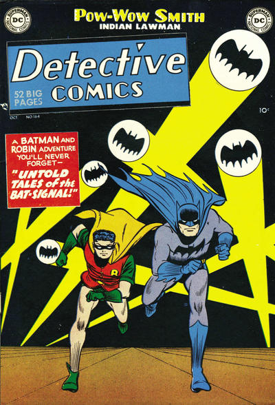 Cover for Detective Comics (DC, 1937 series) #164
