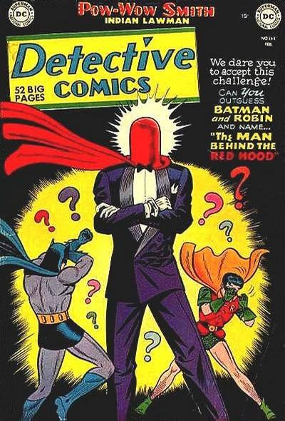 Cover for Detective Comics (DC, 1937 series) #168