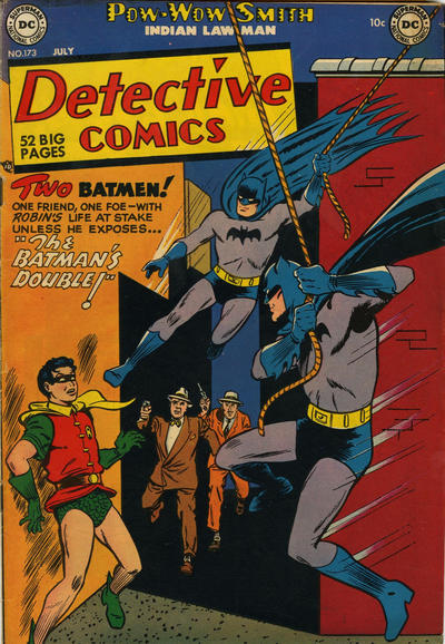 Cover for Detective Comics (DC, 1937 series) #173