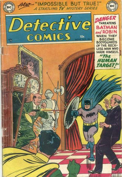 Cover for Detective Comics (DC, 1937 series) #201