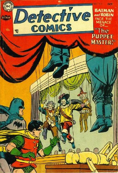 Cover for Detective Comics (DC, 1937 series) #212