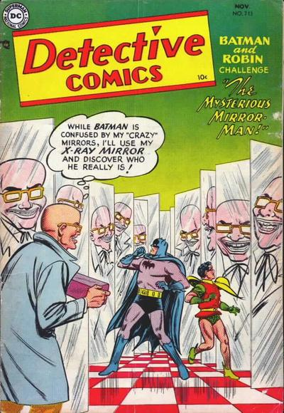 Cover for Detective Comics (DC, 1937 series) #213