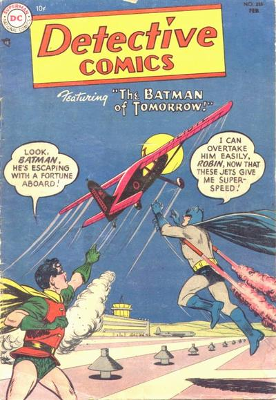 Cover for Detective Comics (DC, 1937 series) #216