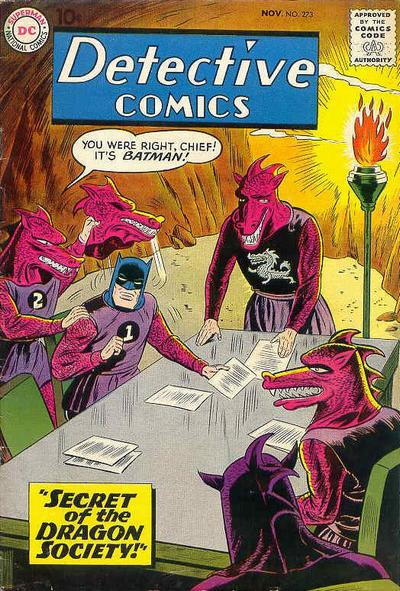 Cover for Detective Comics (DC, 1937 series) #273