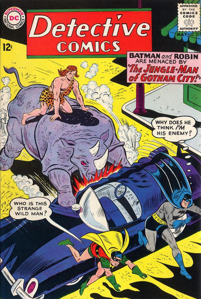 Cover for Detective Comics (DC, 1937 series) #315
