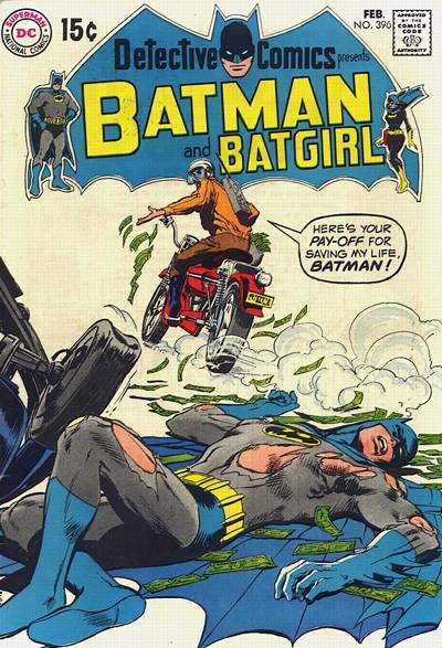 Cover for Detective Comics (DC, 1937 series) #396