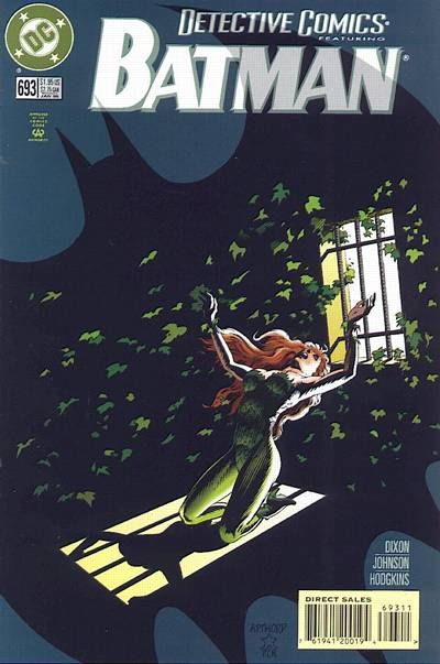 Cover for Detective Comics (DC, 1937 series) #693