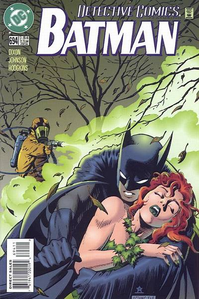 Cover for Detective Comics (DC, 1937 series) #694