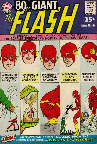 Cover for 80 Page Giant Magazine (DC, 1964 series) #4