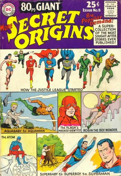 Cover for 80 Page Giant Magazine (DC, 1964 series) #8