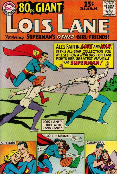 Cover for 80 Page Giant Magazine (DC, 1964 series) #14