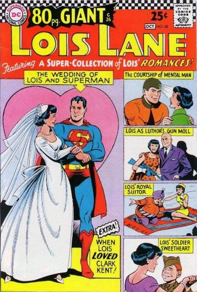 Cover for 80 Page Giant Magazine (DC, 1964 series) #G-26