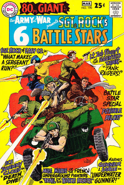 Cover for 80 Page Giant Magazine (DC, 1964 series) #G-44