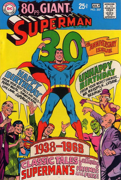 Cover for 80 Page Giant Magazine (DC, 1964 series) #G-48