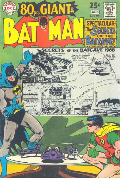 Cover for 80 Page Giant Magazine (DC, 1964 series) #G-49