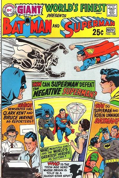 Cover for Giant (DC, 1969 series) #G-64