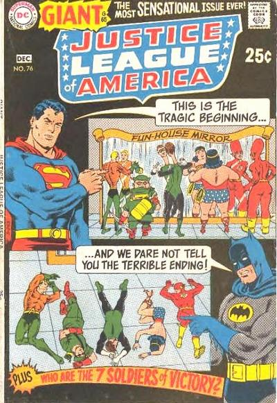 Cover for Giant (DC, 1969 series) #G-65