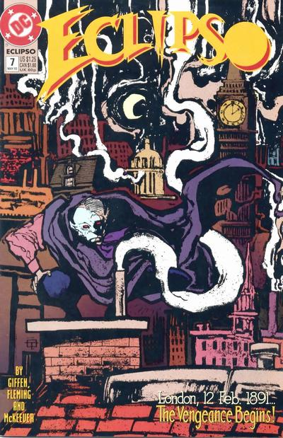Cover for Eclipso (DC, 1992 series) #7