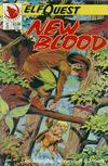 Cover for ElfQuest: New Blood (WaRP Graphics, 1992 series) #5