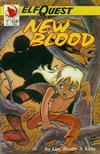 Cover for ElfQuest: New Blood (WaRP Graphics, 1992 series) #7