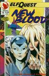 Cover for ElfQuest: New Blood (WaRP Graphics, 1992 series) #9